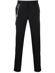 Daniele Alessandrini Tailored Slim Fit Trousers 60
