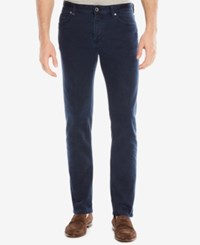 Hugo Boss Men's Regular Classic Fit Stretch Jeans Darknavy