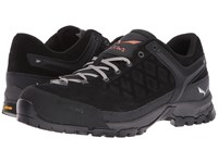 Salewa Trektail Black Out Rusty Rock Men's Shoes