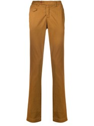 Al Duca D'aosta 1902 Basic Chinos Brown