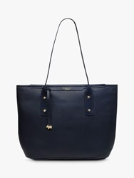 Radley Patcham Palace Leather Tote Bag Ink