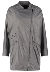 Opus Hartje Short Coat Urban Grey