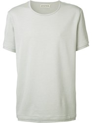 Oyster Holdings Icn Short Sleeve T Shirt White