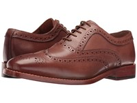 Lotus Harry Brown Leather Men's Lace Up Wing Tip Shoes