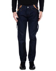 Haikure Denim Denim Trousers Men Blue