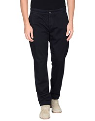 Aquascutum London Aquascutum Trousers Casual Trousers Men Dark Blue