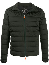 Save The Duck Sold9 Padded Jacket Green