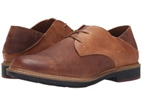 Olukai Walino Rum Mustard Men's Lace Up Casual Shoes Brown