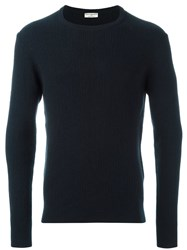 Editions M.R Crew Neck Pullover Blue