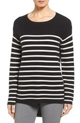 Nordstrom Women's Collection Scoop Neck Ribbed Cashmere Sweater