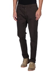 Dirk Bikkembergs Casual Pants Dark Brown