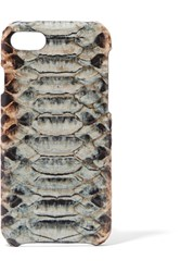 The Case Factory Snake Effect Leather Iphone 7 Snake Print