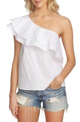 1.State Women's One Shoulder Tank