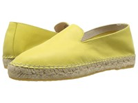 Free People Laurel Canyon Espadrille Yellow Shoes