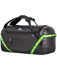 High Sierra Kennesaw 24 Sport Backpack Duffel Bag Black
