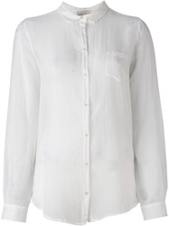 Forte Forte Buttoned Shirt White