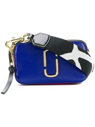 Marc Jacobs Cross Body Bag Blue