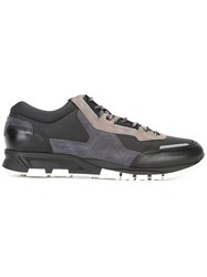 Lanvin Classic Running Sneakers Blue