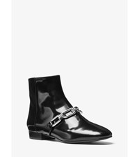 Lennox Patent Leather Ankle Boot