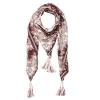 Gerard Darel Arabella Scarf Dark Red