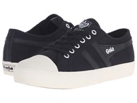 Gola Coaster Black Black Off White Men's Shoes
