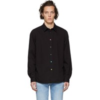 Paul Smith Ps By Black Tailored Fit Shirt