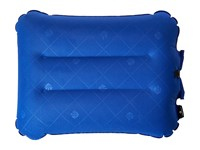 Eagle Creek Fast Inflate Pillow Medium Blue Sea Wallet