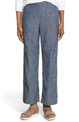 Women's Eileen Fisher Hemp And Organic Cotton Ankle Pants