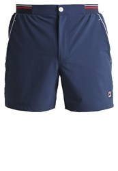 Fila Stephan Sports Shorts Peacoat Blue