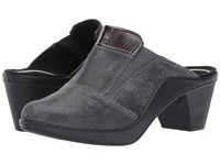 Romika Mokassetta 257 Grey Clog Shoes Gray