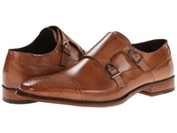 Stacy Adams Trevor Tan Men's Monkstrap Shoes