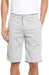 Ag Jeans Men's 'Griffin' Chino Shorts Sulfur Dapple Grey