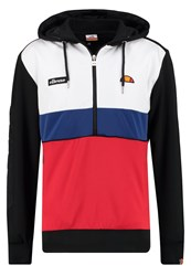 Ellesse Angelo Tracksuit Top Anthracite