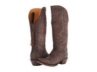 Lucchese M4910 Tobacco Cowboy Boots Brown