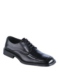 Kenneth Cole Reaction Simplicity Leather Dress Oxfords Black