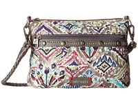 Sakroots Artist Circle Campus Mini Slate Brave Beauti Cross Body Handbags Multi