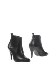 Won Hundred Ankle Boots Black