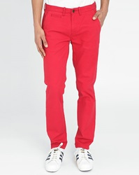 Wrangler Red Water Resistant Chinos