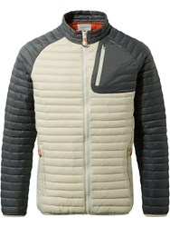 Craghoppers Men's Venta Lite Water Resistant Jacket Mushroom