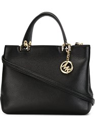 Michael Michael Kors Medium 'Anabelle' Tote Black