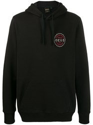 Deus Ex Machina The Portal Of Possibilities Logo Hoodie 60