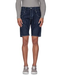 Supreme Being Denim Denim Bermudas Men