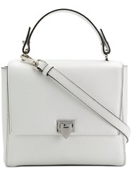 Philippe Model Petit Shoulder Bag White