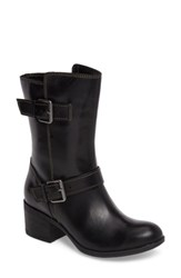 Clarksr Women's Clarks Maypearl Oasis Boot Black Leather