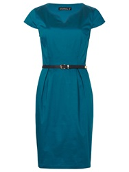 Sugarhill Boutique Agatha Dress Teal