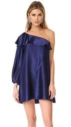 Amanda Uprichard Luella Dress Navy