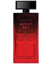 Elizabeth Arden Always Red Eau De Toilette 3.3 Oz