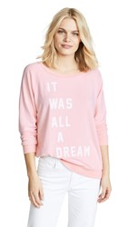 Sol Angeles All A Dream Pullover Coral