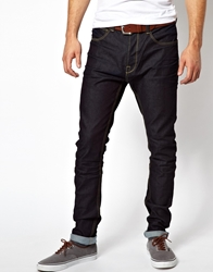 Dr. Denim Dr Denim Jeans Jack Slim Fit In Dark Retro Blue Retroblue