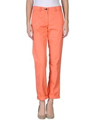 Shine Casual Pants Salmon Pink